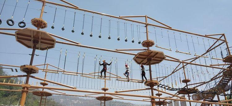 rope-course-activity-rishikesh
